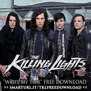 The Killing Lights - EP